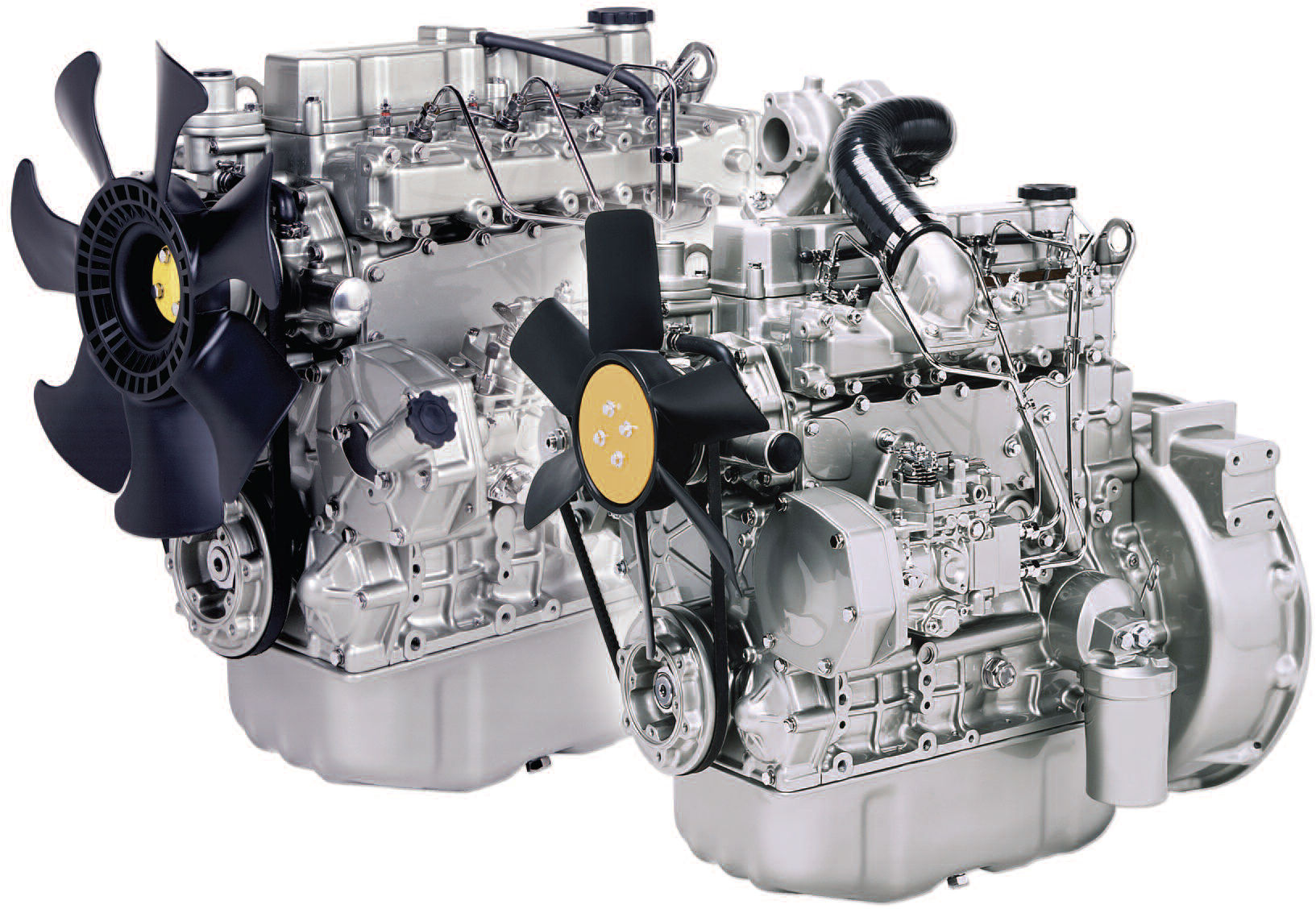 The Detroit Diesel - the iconic American high speed two Pictures of diesel engine